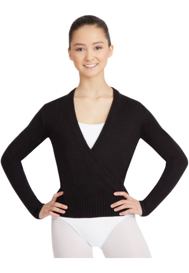 LONG SLEEVE GRAP SWEATER