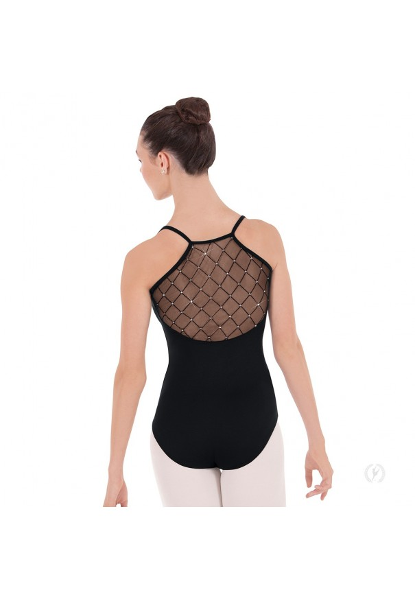 Diamonds Adult Camisole Leotard
