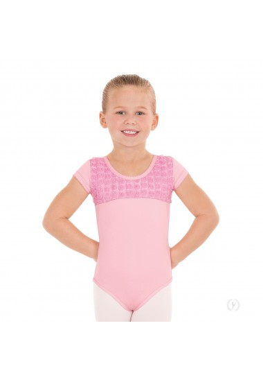 Eurotard Child Rosette Leotard