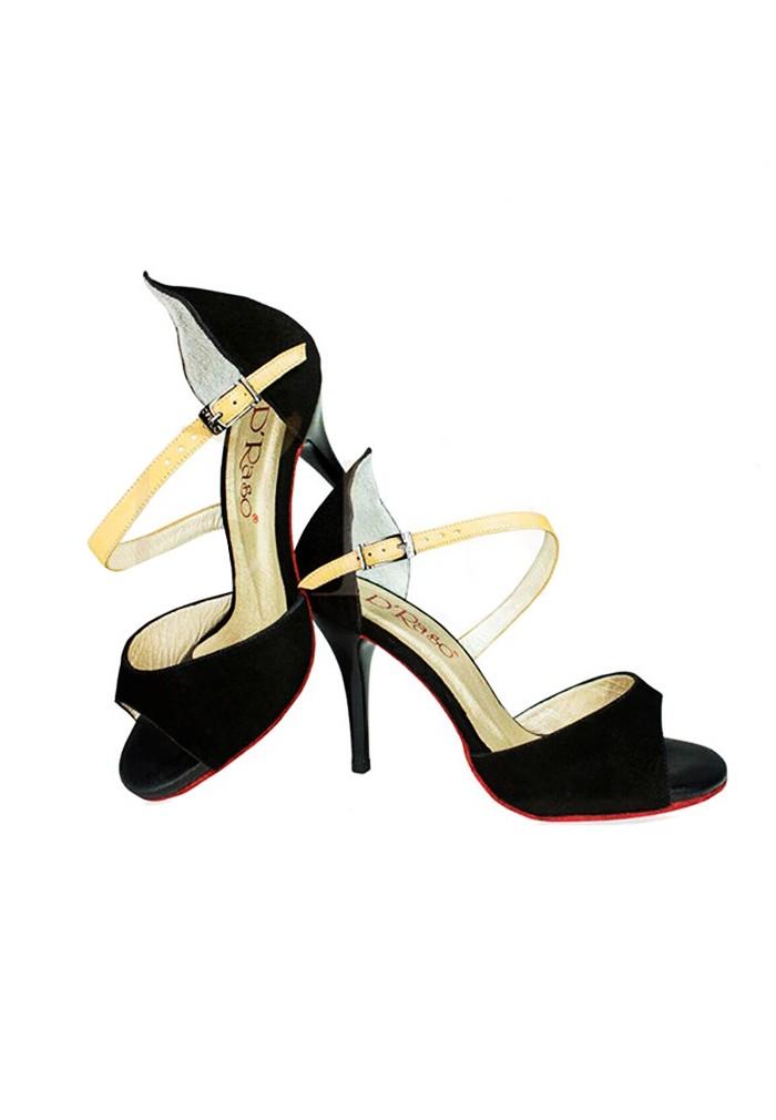 zapatos de tango
