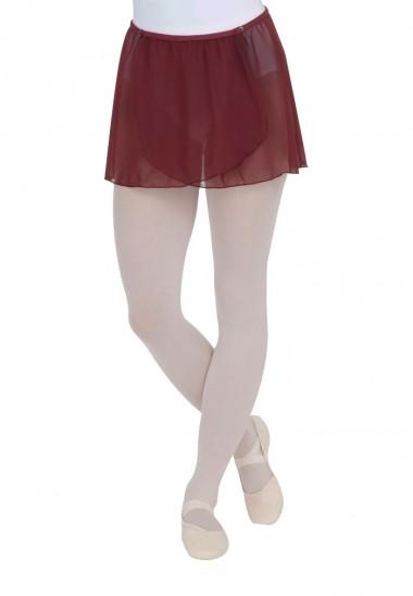 Button Wrap Skirt