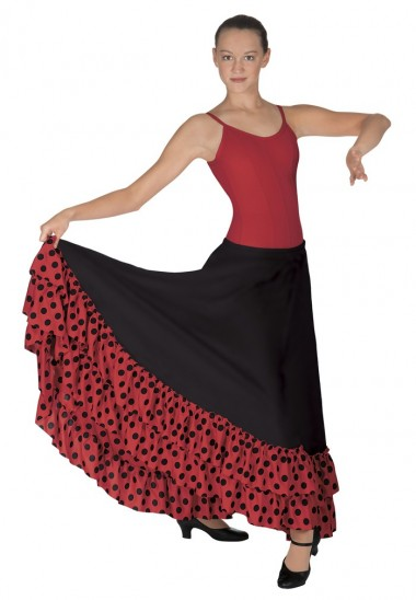 Falda Flamenco Skirt
