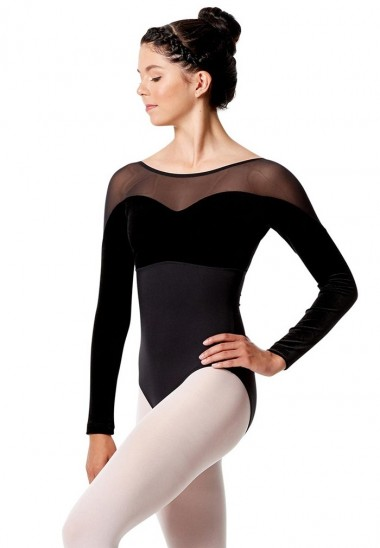 Long Sleeve Leotard Romina