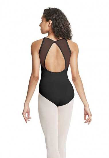 Back Mesh Leotard
