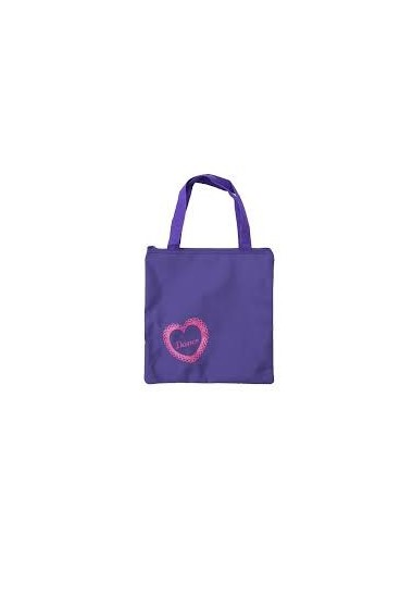 HORIZON DANCE LACE TOTE PURPLE