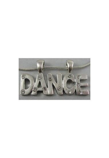 Dance World necklace